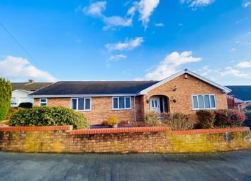 Thumbnail 3 bed bungalow for sale in Dawn Close, Buckley, Flintshire