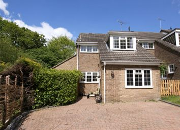Thumbnail 4 bed end terrace house for sale in Towers Way, Corfe Mullen, Wimborne, Dorset