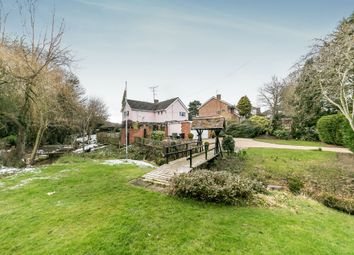 Thumbnail 4 bed detached house for sale in Little Baddow Road, Woodham Walter, Maldon
