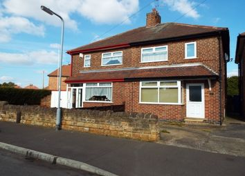 Thumbnail 3 bed semi-detached house to rent in Warwick Avenue, Beeston, Nottingham