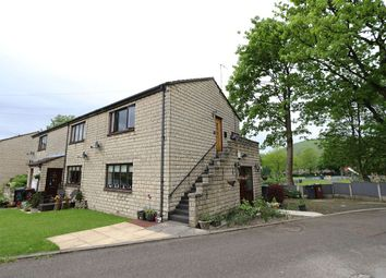 Thumbnail 1 bed flat to rent in Chew Brook Drive, Greenfield, Oldham, Greater Manchester