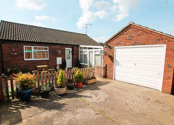 Thumbnail 2 bed detached bungalow for sale in Hythe Lane, Burwell