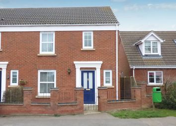 Thumbnail 3 bedroom property for sale in Norwich Road, Lingwood