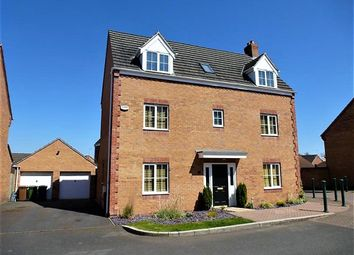 Thumbnail 5 bedroom detached house for sale in County Road, Peterborough