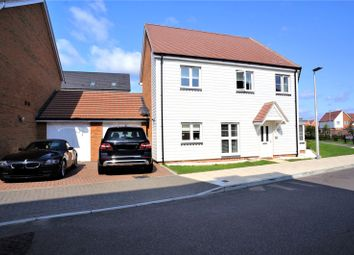 Thumbnail 4 bed semi-detached house for sale in Paddock Drive, Hoo, Rochester