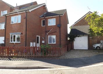 3 bed end terrace house for sale in The Hollies, Holbeach, Spalding PE12