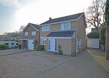 Thumbnail 3 bed detached house for sale in Sinclair Garth, Sandal, Wakefield