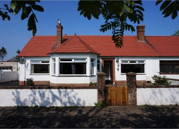 Thumbnail 4 bed semi-detached bungalow for sale in Montgomeryfield, Dreghorn