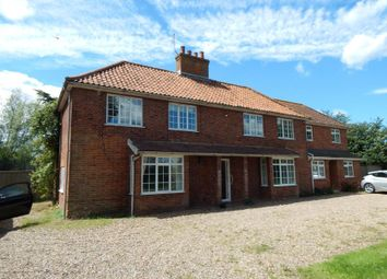 Thumbnail 6 bed detached house for sale in Haven House, Langley Green, Langley, Norfolk