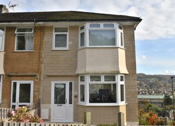 Thumbnail 3 bedroom end terrace house for sale in Arundel Road, Bath