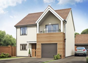 Thumbnail 4 bed detached house for sale in Plot 55 The Hannington, Bramshall Meadows, Uttoxeter