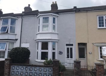 Thumbnail 3 bed terraced house to rent in Clayhall Road, Gosport