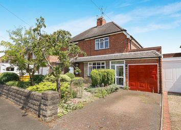 Thumbnail 2 bed semi-detached house for sale in Florence Road, Codsall, Wolverhampton