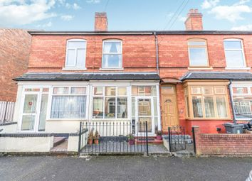 Thumbnail 2 bed terraced house for sale in Wroxton Road, Yardley, Birmingham