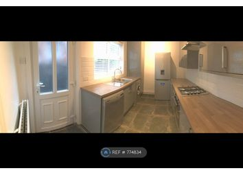 Thumbnail 4 bed end terrace house to rent in Springvale Road, Sheffield
