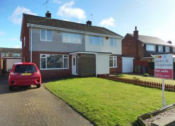 Thumbnail 3 bed semi-detached house for sale in Brookhurst Avenue, Bromborough, Wirral