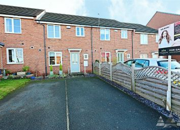 Thumbnail 2 bed town house for sale in East Street, Doe Lea, Chesterfield, Derbyshire