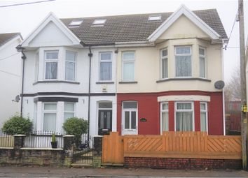 Thumbnail 3 bed semi-detached house for sale in Beaufort Road, Ebbw Vale