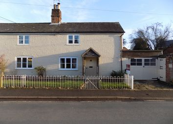 Thumbnail 3 bed cottage to rent in Old Alresford, Alresford