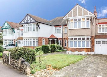 Thumbnail 5 bed terraced house for sale in Overton Drive, Wanstead, London
