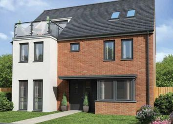 "Thumbnail 5 bedroom town house for sale in ""The Grosvenor"" at Elmwood Park Court, Newcastle Upon Tyne"