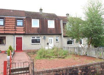 Thumbnail 2 bedroom terraced house for sale in Tarbert Place, Carluke, South Lanarkshire