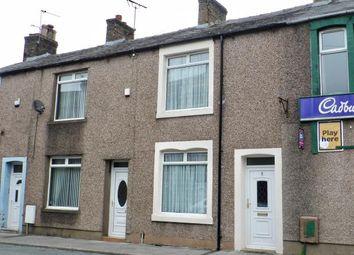Thumbnail 2 bedroom terraced house for sale in Argyle Terrace, Maryport, Cumbria