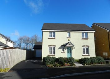 Thumbnail 4 bed detached house for sale in Castleton Grove, Haverfordwest, Pembrokeshire