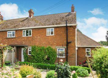 Thumbnail 3 bedroom semi-detached house for sale in Groveside, East Rudham, King's Lynn