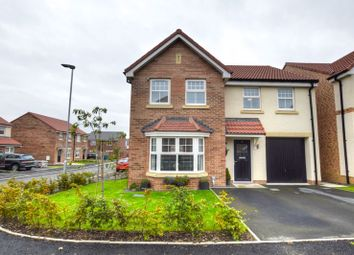 Thumbnail 4 bed detached house for sale in Whitesmiths Way, Swordy Park, Alnwick