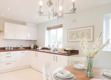 Thumbnail 4 bedroom detached house for sale in The Nightingale At Malvern View, Bartestree, Herefordshire