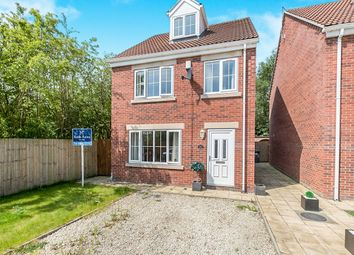 Thumbnail 4 bed detached house for sale in Breck Lane, Dinnington, Sheffield