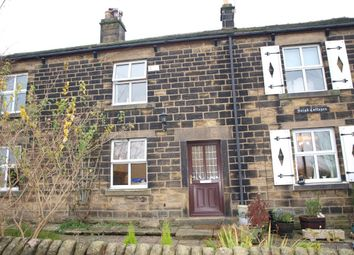 Thumbnail 2 bed terraced house to rent in Sheffield Road, Oxspring, Sheffield