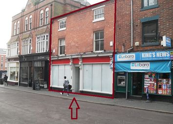 Thumbnail Retail premises to let in King Street, Leicester