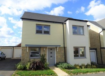 Thumbnail 4 bed detached house for sale in Churchill Rise, Axminster