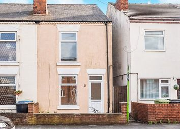 Thumbnail 2 bed terraced house to rent in Heywood Street, Brimington, Chesterfield
