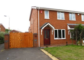Thumbnail 2 bed semi-detached house for sale in Marden Close, Willenhall, Wolverhampton