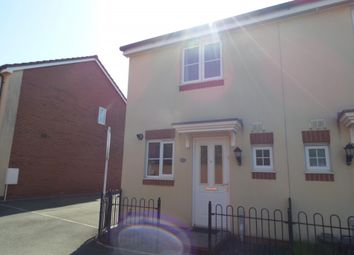 Thumbnail 2 bed semi-detached house to rent in Marcroft Road, Port Tennant, Swansea