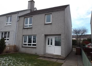 Thumbnail 3 bed semi-detached house for sale in Hillside Avenue, Dufftown, Keith