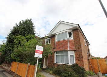 Thumbnail 3 bed flat to rent in Wilton Road, Shirley, Southampton