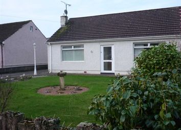 Thumbnail 2 bed semi-detached bungalow to rent in Crooklands, High Harrington, Workington