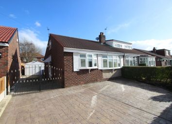 Thumbnail 2 bed bungalow for sale in Ruby Street, Denton, Manchester