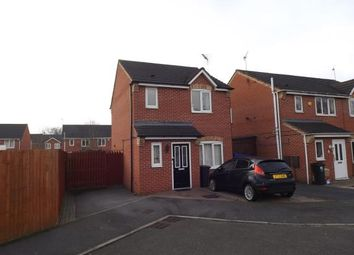 Thumbnail 3 bed detached house for sale in Copse Close, Leicester, Leicestershire