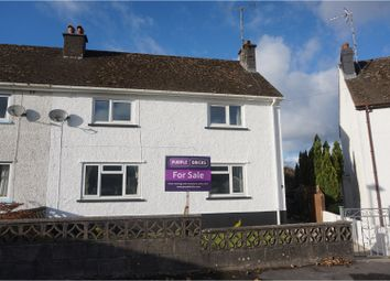 Thumbnail 3 bed semi-detached house for sale in Llanpumsaint, Carmarthen