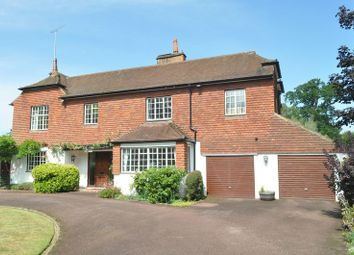 Thumbnail 5 bedroom detached house for sale in Rookery Hill, Ashtead