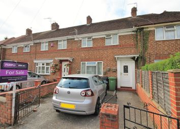Thumbnail 3 bed terraced house for sale in Lime Grove, Hereford