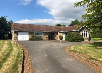 Thumbnail 2 bed bungalow for sale in School Lane, Springthorpe, Gainsborough
