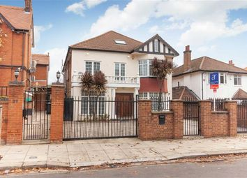 Thumbnail 10 bed detached house for sale in Shaa Road, London