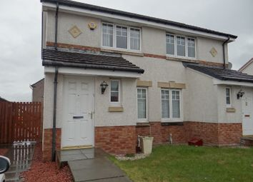 Thumbnail 2 bed semi-detached house to rent in Harrysmuir Gardens, Livingston, West Lothian