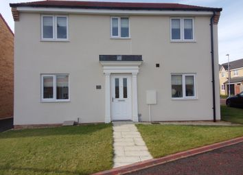 Thumbnail 4 bedroom detached house for sale in Ponteland Square, Blyth